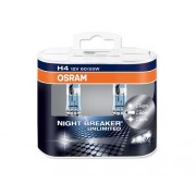 OSRAM 2 X H4 NIGHTBREAKER UNLIMITED