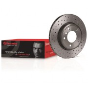 SET DISCURI VENTILATE SI PERFORATE BREMBO XTRA LOGAN1