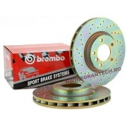 DISC BREMBO MOTORSPORT LOGAN VAN
