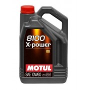 MOTUL 8100 X-POWER 5L
