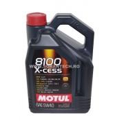 MOTUL 8100 XCESS 5W40 4L