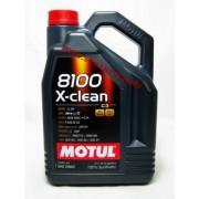 MOTUL 8100 X-CLEAN C3 5L