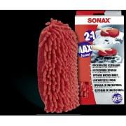 BURETE MARE 2IN1 DIN MICROFIBRA SONAX
