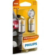 SET 2 BECURI AUXILIARE R10W 12V (blister) VISION PHILIPS