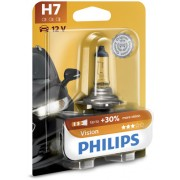 BEC FAR H7 55W 12V VISION (blister) PHILIPS