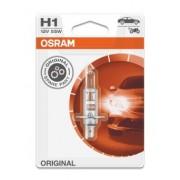 BEC 12V H1 55 W ORIGINAL BLISTER 1 BUC OSRAM