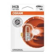 BEC 12V H3 55 W ORIGINAL BLISTER 1 BUC OSRAM