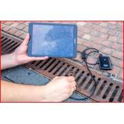 SET VIDEOSCOP WI-FI CU DIAMETRU 5.5 MM 0 GRADE SONDA CAMERA FRONTALA HD. 7 PIESE