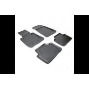 SET COVORASE AUTO CAUCIUC FIT BMW 3 (E90) (2010-2012) - 4 PCS