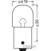 BEC 12V R5W ORIGINAL SET 10 BUC OSRAM
