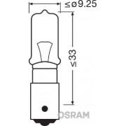 BEC CAMION 24V H21W ORIGINAL SET 10 BUC OSRAM
