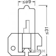 BEC CAMION 24V H2 70 W ORIGINAL OSRAM