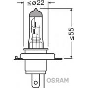 BEC 12V H4 60/55 W ULTRA LIFE BLISTER 1 BUC OSRAM