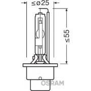 BEC XENON 85V D2R 4100 K XENARC ORIGINAL OSRAM