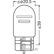 BEC 12V W21/5W ORIGINAL SET 10 BUC OSRAM