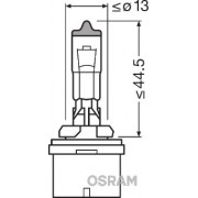 BEC 12V H27/1 27 W ORIGINAL OSRAM
