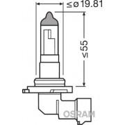 BEC 12V H10 42 W ORIGINAL OSRAM