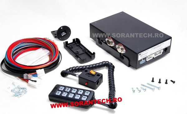 KIT COMPLET AMPLIFICATOR SIRENA FEDERAL SIGNAL